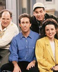 Affiche de la série Seinfeld
