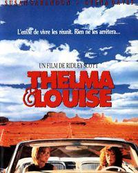 Affiche du film Thelma et Louise