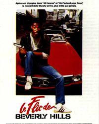 Affiche du film Le Flic de Beverly Hills