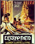 Affiche du film L'Egyptien