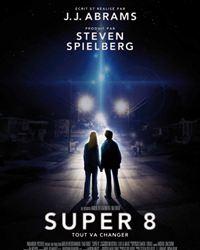 Affiche du film Super 8