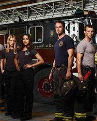 Affiche de la série Chicago Fire