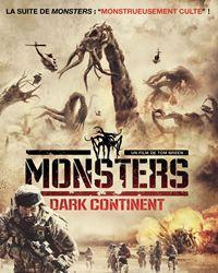 Affiche du film Monsters: Dark Continent