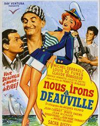 Affiche du film Nous irons à Deauville