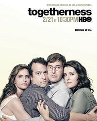 Affiche de la série Togetherness