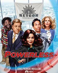 Affiche de la série Powerless