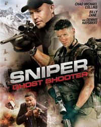 Affiche du film Sniper: Ghost Shooter