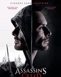 Affiche du film Assassin's Creed