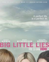 Affiche de la série Big Little Lies