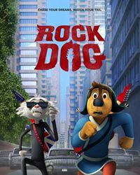 Affiche du film Rock Dog