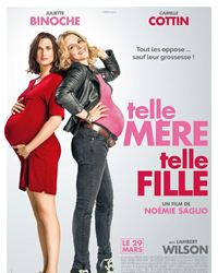 Affiche du film Telle Mère, Telle Fille