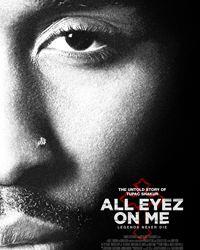Affiche du film All Eyez On Me