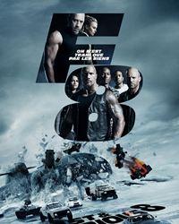 Affiche du film Fast & Furious 8