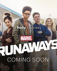 Affiche de la série Marvel's Runaways