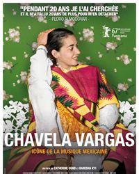 Affiche du film Chavela Vargas