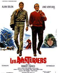 Affiche du film Les Aventuriers