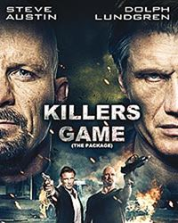 Affiche du film Killers Game / Dette de sang
