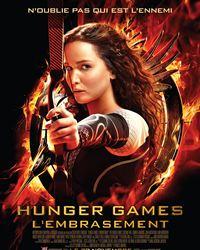 Affiche du film Hunger Games - L'embrasement