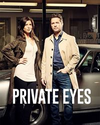 Affiche de la série Private Eyes