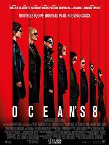 Affiche du film Ocean's 8