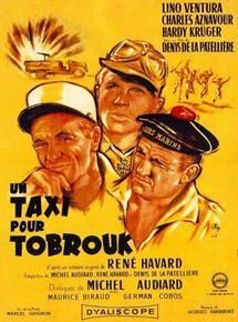 Un Taxi pour Tobrouk streaming