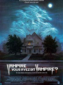 Vampire, vous avez dit vampire ?