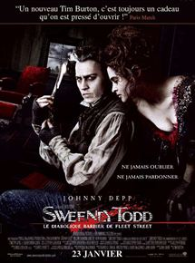 Sweeney Todd, le diabolique barbier de Fleet Street streaming