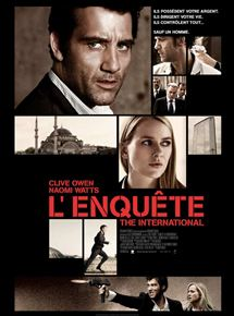 LEnquête - The International