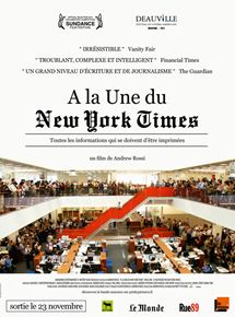 Bande-annonce A la une du New York Times
