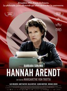 Bande-annonce Hannah Arendt