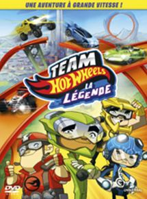 Team Hot Wheels : La légende