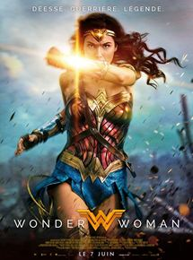 WONDER WOMAN VF
