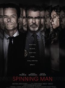 Spinning Man streaming vf