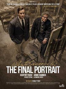 Bande-annonce Alberto Giacometti, The Final Portrait