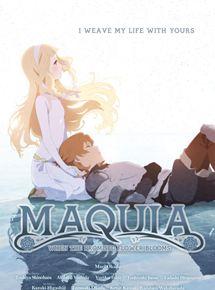 """Cinéma asiatique, film d'animation japonais de Mari Okada """"Maquia : when the promised flower blooms"""""""