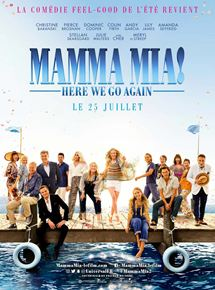 Mamma Mia! 2 Here We Go Again streaming
