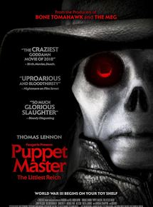 Bande-annonce Puppet Master: The Littlest Reich