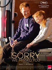 Bande-annonce Sorry We Missed You