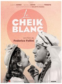 Le Cheik blanc streaming