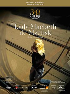 Lady Macbeth de Mzensk (Opéra de Paris-FRA Cinéma)