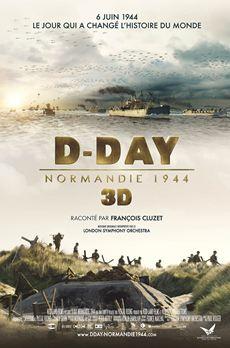 D-Day, Normandie 1944 en 3D