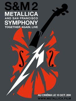 Metallica & San Francisco Symphony : S&M2