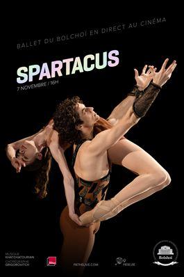 Spartacus (Ballet du Bolchoï)