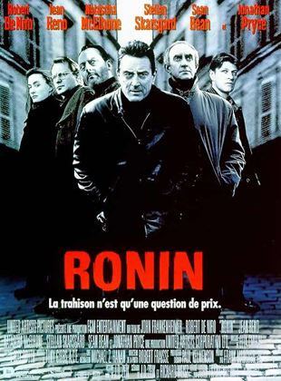 Bande-annonce Ronin