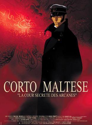 Bande-annonce Corto Maltese, la cour secrète des arcanes