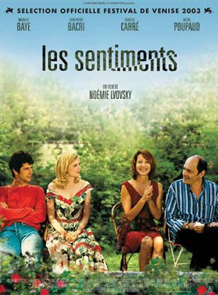 Les Sentiments streaming