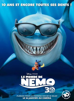 Bande-annonce Le Monde de Nemo