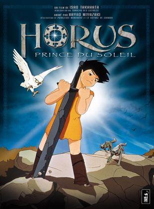 Bande-annonce Horus, prince du soleil