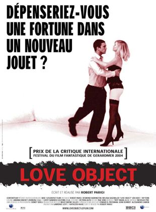 Bande-annonce Love object