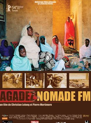 Bande-annonce Agadez Nomade FM